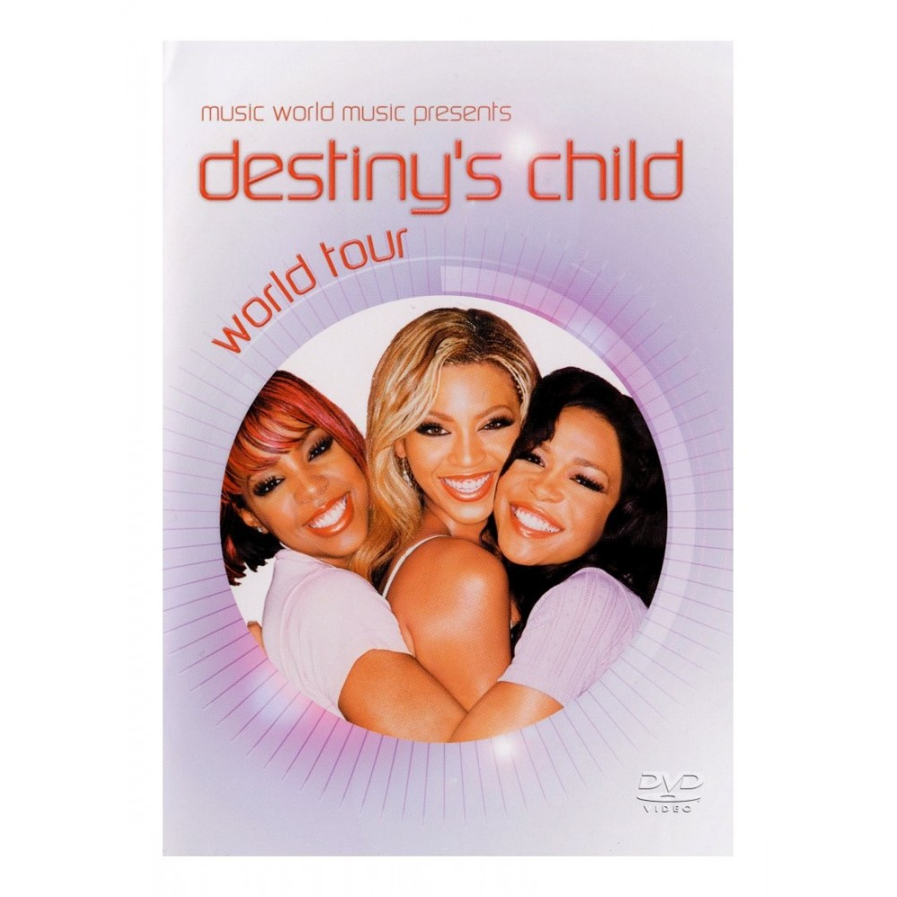 DVD Destiny's Child : World Tour