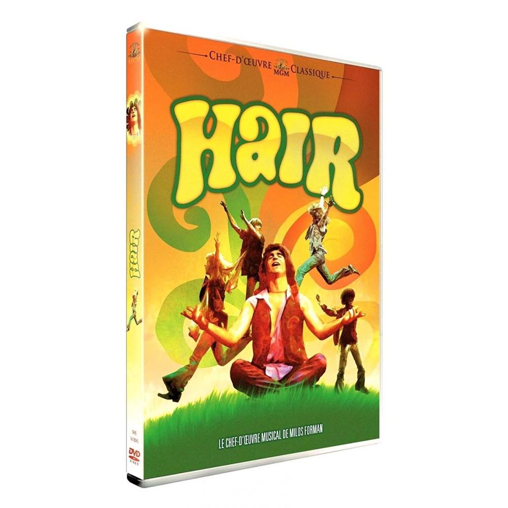 DVD Hair