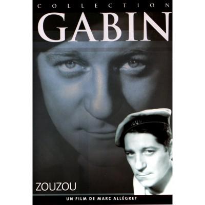 DVD Zou-Zou - COLLECTION GABIN