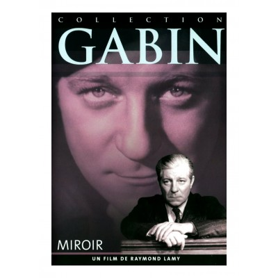 DVD Miroir - Collection Gabin
