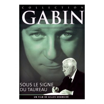 DVD Sous Le Signe Du Taureau - Collection Gabin