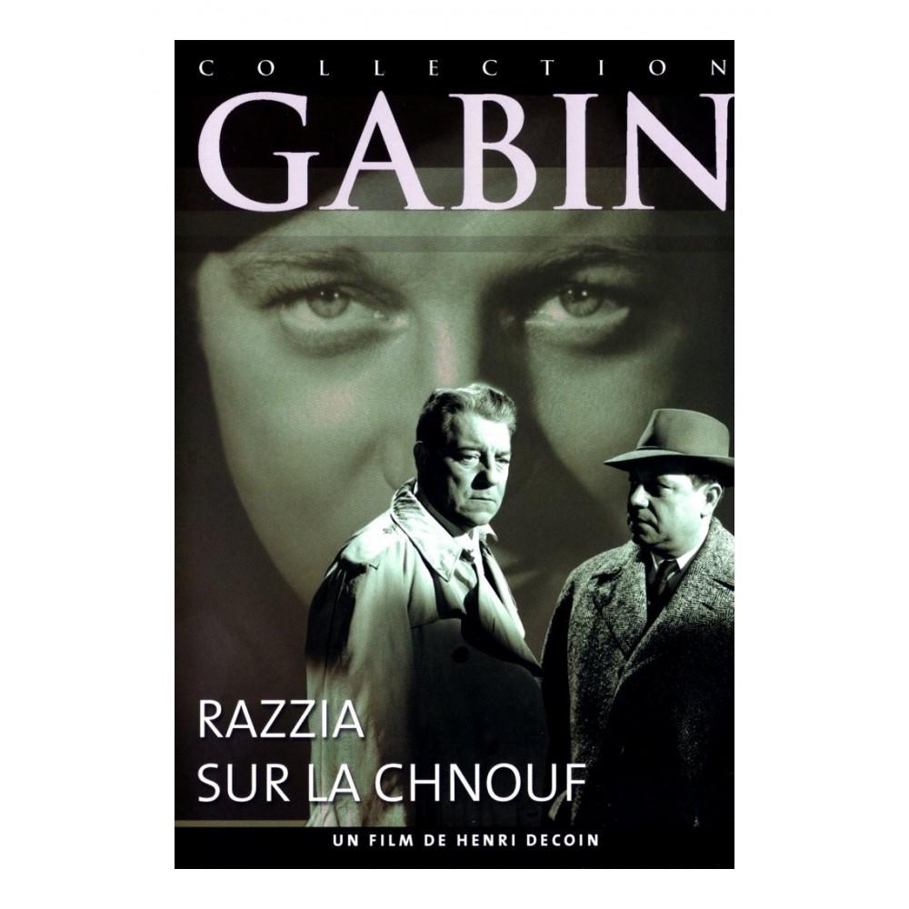 DVD Razzia sur la Chnouf - Collection Gabin