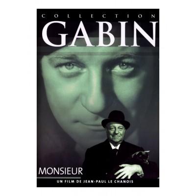 DVD Monsieur - Collection Gabin