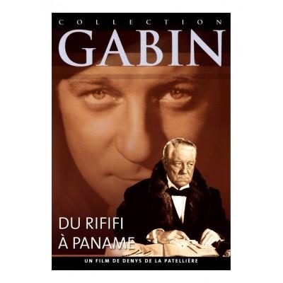 DVD Du rififi à Paname - Collection Gabin