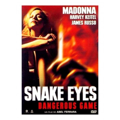 DVD Snake Eyes (Dangerous Game)