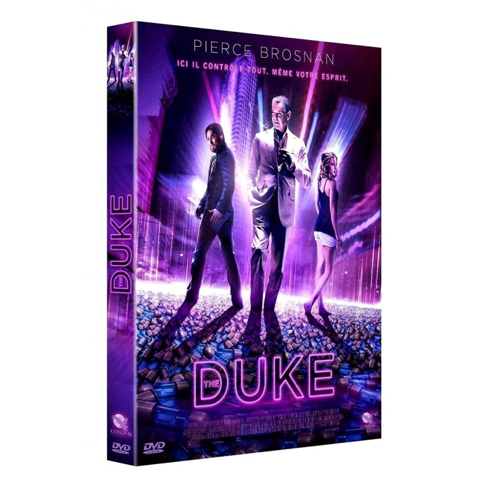 DVD The Duke avec Pierce Brosnan