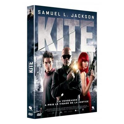 DVD Kite avec Samul L. Jackson