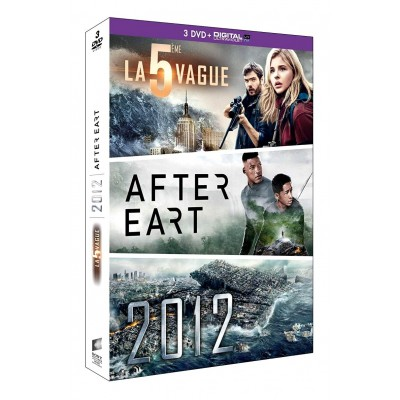 DVD La 5e Vague + After Earth + 2012
