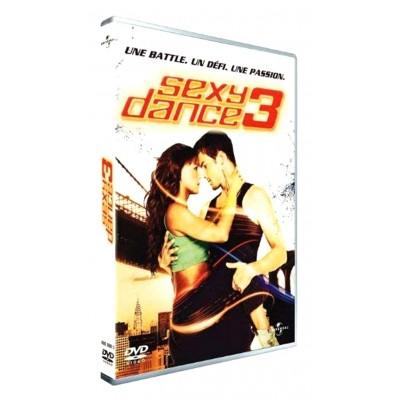 DVD Sexy Dance 3 : The Battle