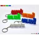 Porte clés personnalisé avec votre prénom en impression 3D
