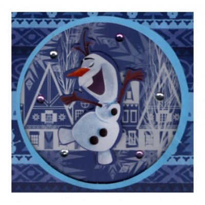 Journal intime Olaf Reine des neiges