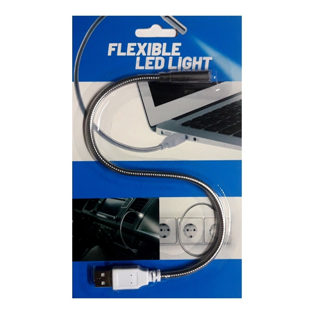 "lampe LED USB ""flexible"""